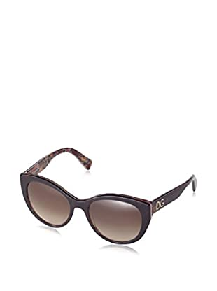ZZ-Dolce & Gabbana Gafas de Sol dg4217_279013_54 (54 mm) Havana