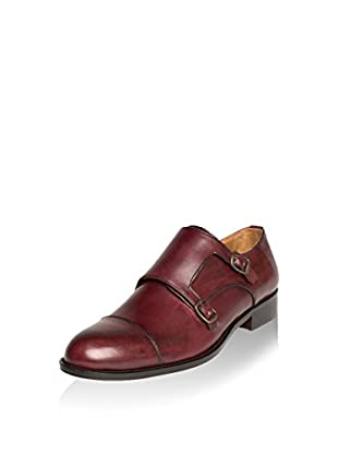 BRITISH PASSPORT Monkstrap Toe Cap