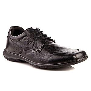 Red Tape Black Men Formal Shoes - 7311RT2