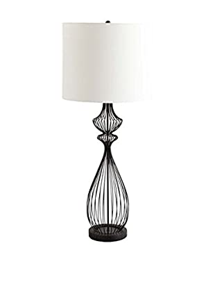 Applied Art Concepts Persillia Table Lamp, Black