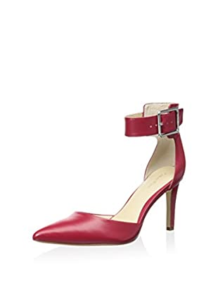 Calvin Klein Women's Benita Pump (Red)