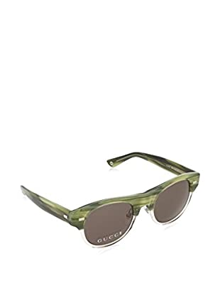 GUCCI Sonnenbrille 1088/S 6J 2B9 (51 mm) grün