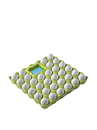 Neutral Báscula Eggs Verde/Blanco