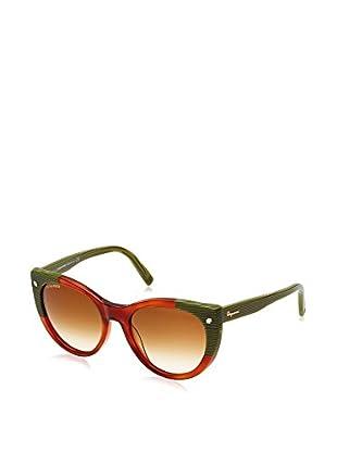 D Squared Sonnenbrille DQ0180-53F-55 (55 mm) oliv/havana