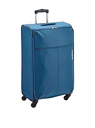 American Tourister Trolley, halbstarr AT Toulouse 2.0 Spinner blau 78 cm