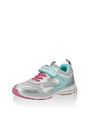 Geox Sneaker J TOP FLY GIRL A