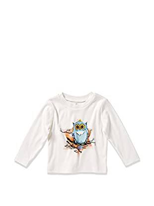 nyani Camiseta Manga Larga Owl Boys