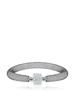 Diamond Style Armband Ice Crystal Mesh