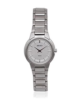 SEIKO Reloj de cuarzo Unisex SFQ841 45 mm