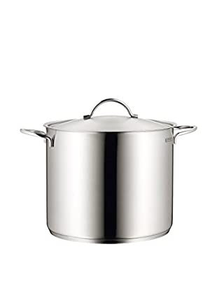 WMF Stockpot with Lid 14.75Q, Stainless Steel Grey