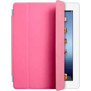 Apple iPad Smart Cover Polyurethane (Pink)