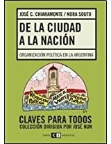 De la ciudad a la nacion / From the city to the nation