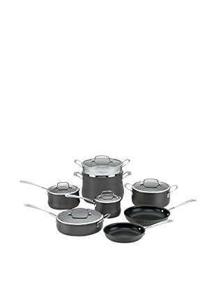 Cuisinart 13-Piece Contour Hard-Anodized Cookware Set