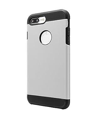 NUEBOO Hülle Armor iPhone 7 Plus grau