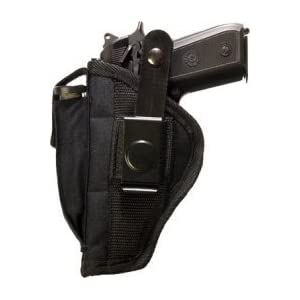 Nylon Gun Holster Fits The S&W Bodyguard 380 with Laser