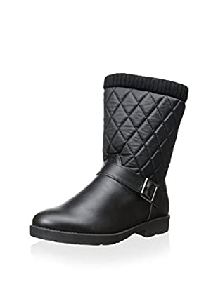 Cougar Women's Desire Pull-On Insulated Snow Boot (Black Silktex)