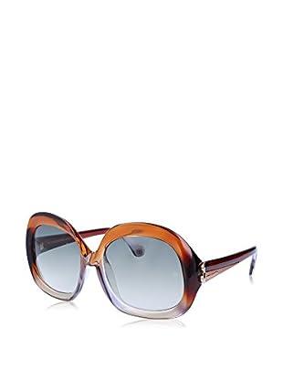 Balenciaga Sonnenbrille BA0008 18 140 47B (58 mm) braun