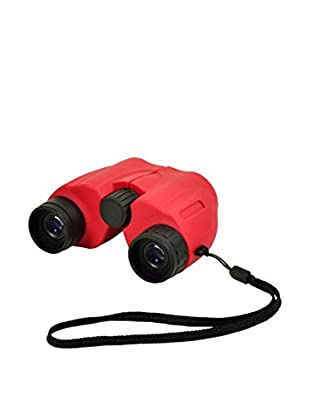 Picnic at Ascot Compact Binocular With Carry Case, Red/Black