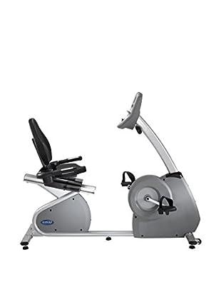OSS Indoor Bike Racer Pro R6 (Recumbent Bike) grau