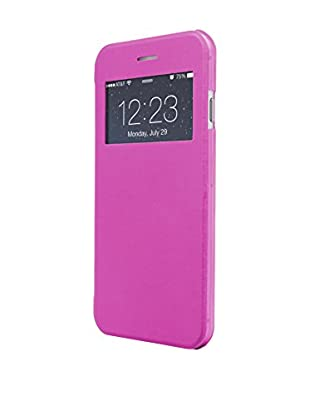 UNOTEC Funda Flip-S iPhone 6 / 6S Rosa