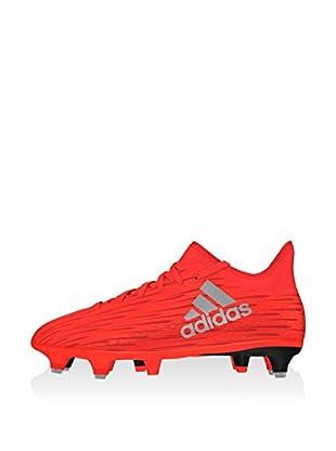 adidas Zapatillas de fútbol X 16.3 SG J