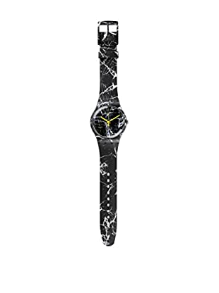 Swatch Quarzuhr Unisex Unisex Marmor 41 mm