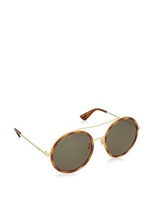 Gucci Gafas de Sol 0061S_002 (56 mm) Dorado