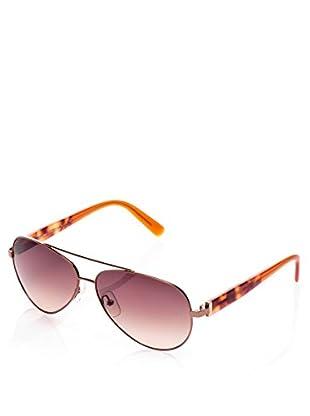 Calvin Klein Sonnenbrille CK7481S cognac