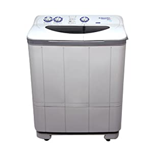 Electrolux 7 Kg ES70ELGL Top Loading Semi-Automatic Washing Machine-White