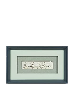 Starling Designs Rectangle Intaglio Collection Achilles, Patroclus And Menelaus Traveling To Troy