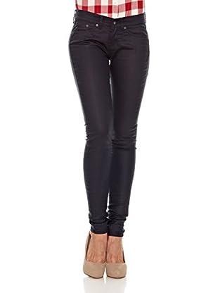 Pepe Jeans London Pantalón Pixie (Azul Oscuro)