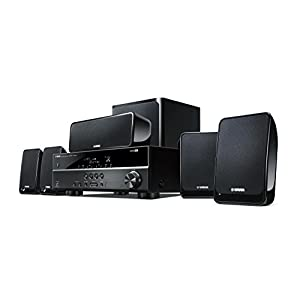 Yamaha Home Theater Package Yht-196 (Black)