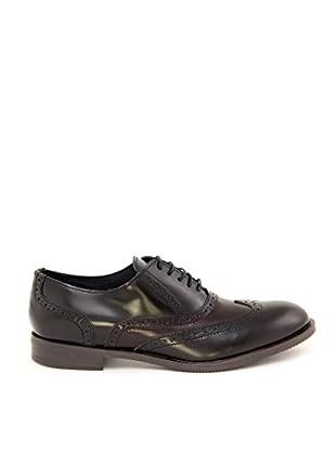 Bluetag Zapatos Oxford Shrikes (Marrón)