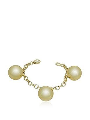 Fashion Victime Armband Big Ball gold