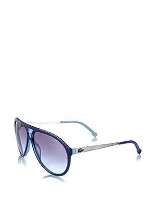Lacoste Sonnenbrille L694S blau/silberfarben