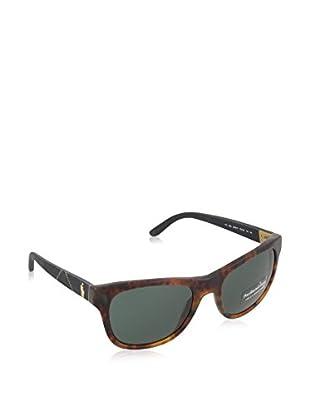 POLO RALPH LAUREN Sonnenbrille 4091 550371 (55 mm) havanna