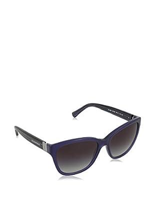 Emporio Armani Sonnenbrille 4068 55188G (57 mm) blau