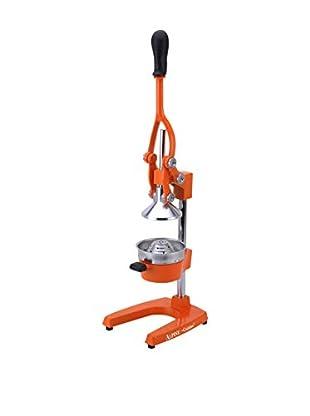 ZE-X2O Stainless Steel Heavy Duty Juicer, Orange