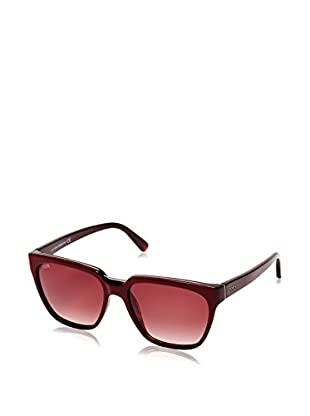 Tod's Gafas de Sol TO0128 (55 mm) Burdeos