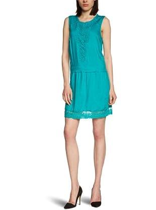 Vila Clothes Vestido Maiwen (Verde)