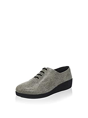 FitFlop Scarpa Stringata F-Pop Tm Oxford