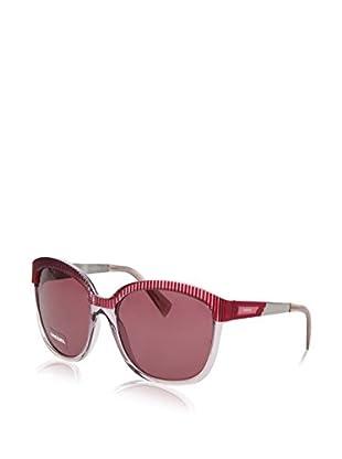 Diesel Sonnenbrille Die-A Ds 0222 7I2 58Fx (58 mm) pink
