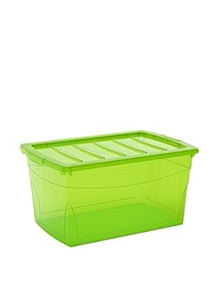 Kis Set Caja de Almacenamiento 5 Uds. Omnibox L Verde