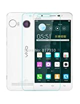 Munoth Ultra Thin Premium Tempered Glass Screen Protector for VIVO X SHOT