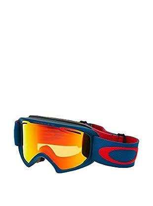 OAKLEY Máscara de Esquí O2 Xl Azul