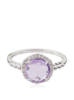 PARIS VENDÔME Ring Miss Améthsyte Diamants