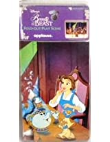 Beauty and the Beast 3D Fold Play Scene