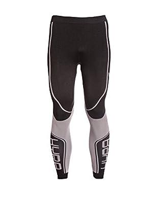 Hyra Pantalón Interior Esquí Funtional Wear Negro / Gris L/XL