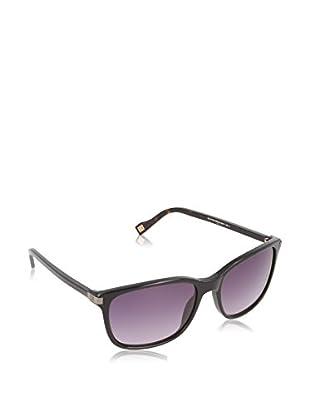 BOSS Orange Sonnenbrille 0179/SHD9PE55 (55 mm) schwarz