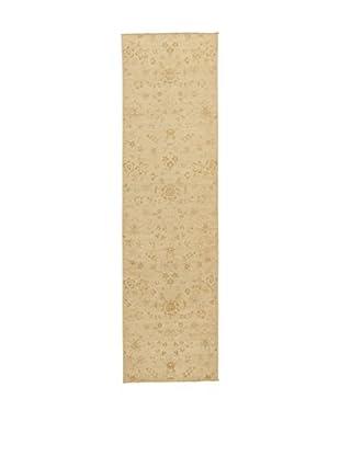 Design Community By Loomier Teppich Oz Ziegler Mirage beige 80 x 290 cm